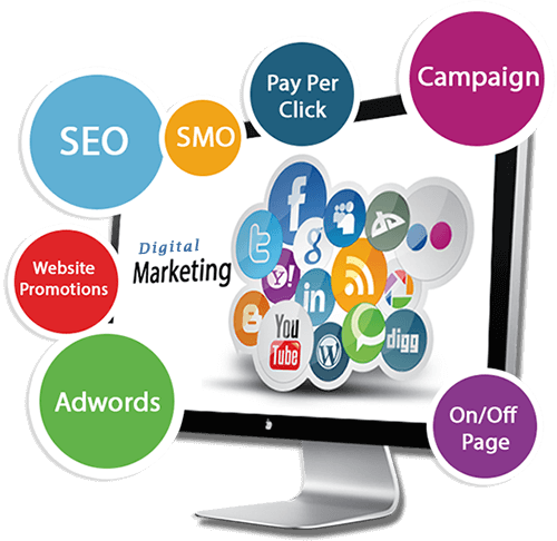 Digital Marketing Services in Rishikesh