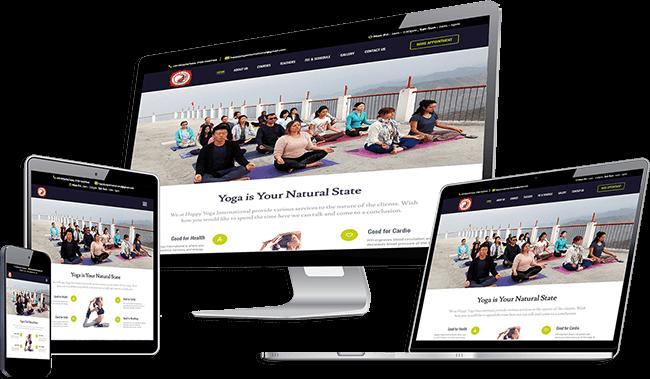 Website Designing in Rishikesh